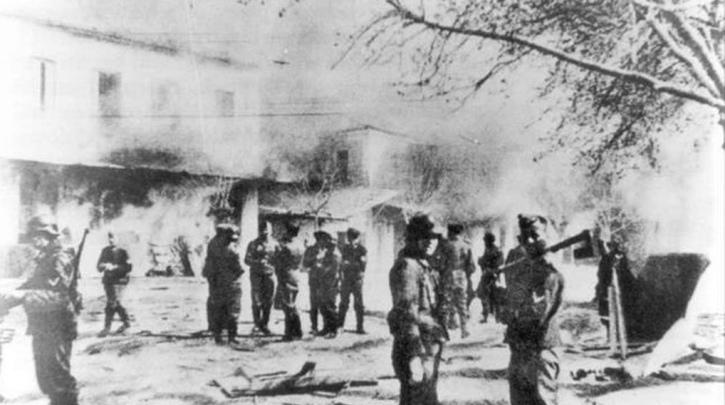 Distomo: Gedenkfeierlichkeiten zum 72. Jahrestag des NS-Massakers