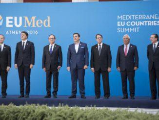 Σύνοδος των Μεσογειακών Χωρών της Ευρωπαϊκής Ένωσης