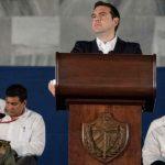 Αλέξης Τσίπρας: Ο Φιντέλ μετέτρεψε την Κούβα σε σύμβολο αντίστασης