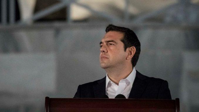 Alexis Tsipras: Trauerrede zum Tode Castros in Havanna