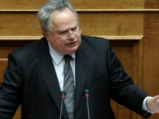 Minister Nikos Kotzias: The core... of the cyprus issue