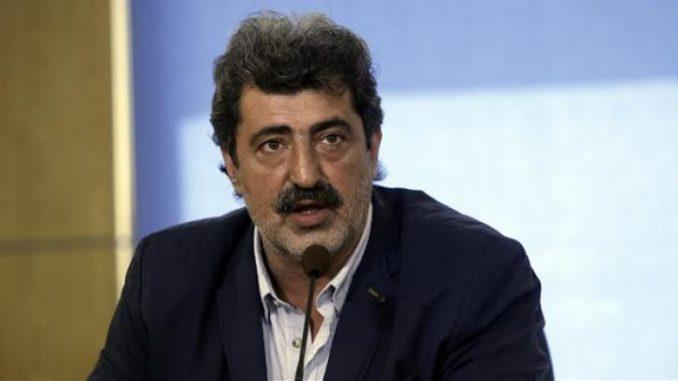 Παύλος Πολάκης: Η ΝΔ μετατράπηκε σε ακροδεξιό μόρφωμα