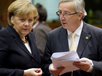 Οι Γερμανοί αξιωματούχοι: «Μην ενοχλείτε. Σκεφτόμαστε.»