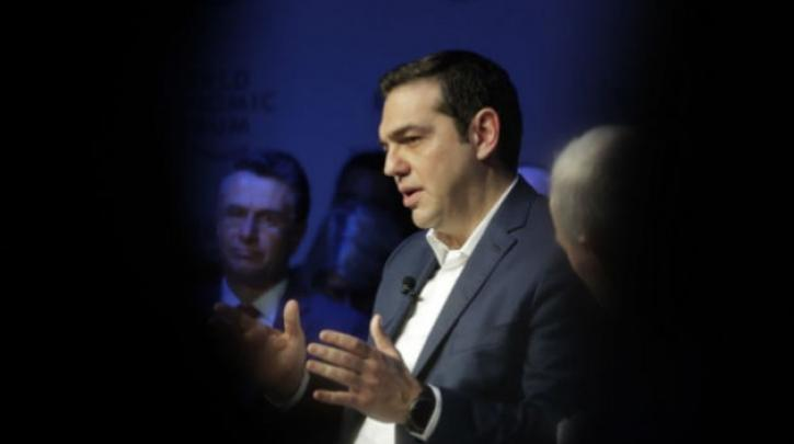 Alexis Tsipras: Sie reagieren nach den Regeln von kriminellen Banden