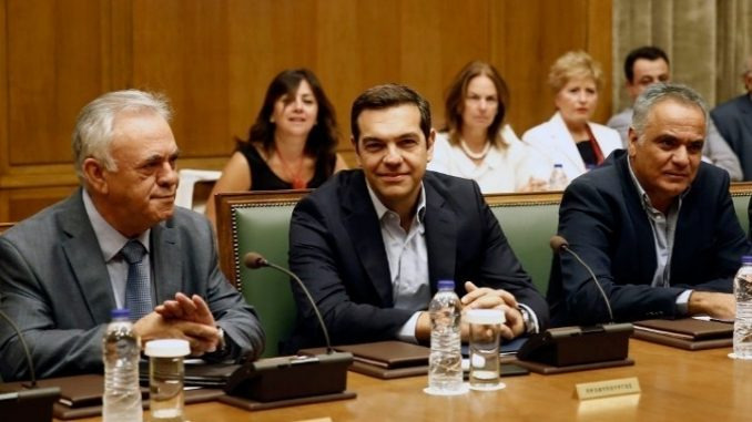 A. Tsipras: Greece on the final stretch before exiting memoranda