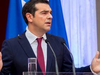 A. Tsipras: Griechenland erlangt seine wirtschaftspolitische Souveränität zurück